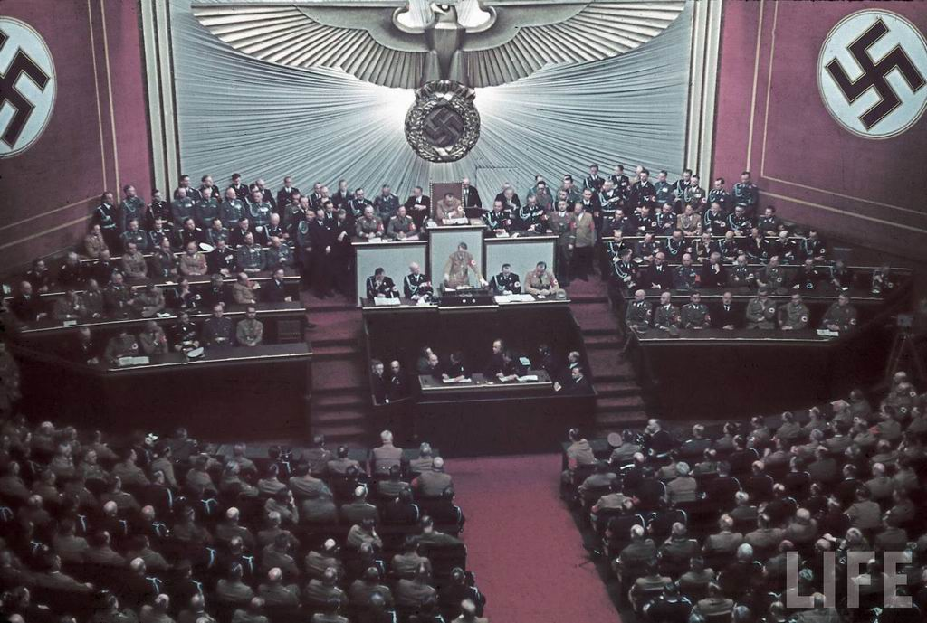 the nazis most dominant political regimes 1 nazi attitudes to religion were complex while most of the nazis were christian or supported christian values, they were strongly opposed to the political influence of churches, which threatened the nazi program.
